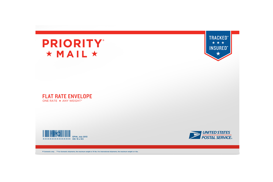 USPS delivery and transit